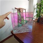 广州同民供应炫彩玻璃钢化厂家