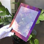 东莞工厂定制AR减反射玻璃 AR增透镀膜玻璃 AR高透光玻璃