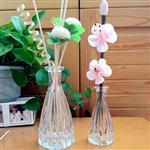 玻璃瓶桌面装饰瓶无火香熏瓶挥发瓶插花瓶