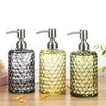 玻璃瓶洗发水沐浴露瓶空瓶按压式乳液分装瓶