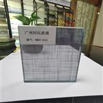 酒店夹丝玻璃时尚耐用 安全美观广州同民厂家批发生产