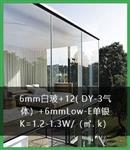 系列高效节能中空玻璃