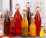 玻璃瓶乐扣瓶密封酵母瓶果汁饮料瓶