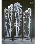 雕刻玻璃,雕刻镜子,屏风玻璃
