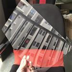 健鸿电子厂家减薄薄化加工玻璃白片
