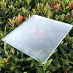 太阳能超白布纹钢化玻璃3.2mm厚