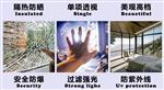 西安玻璃贴膜、磨砂膜、防爆膜、西安家具贴膜、单向透视膜、
