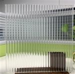 背景艺术隔音玻璃彩色夹丝玻璃