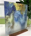 重庆夹胶艺术玻璃按尺寸定制
