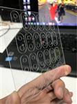 健鸿减薄加工二强玻璃白片