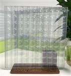 重庆透明夹胶艺术玻璃