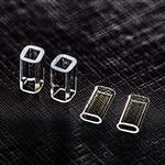 定制方型高精度玻璃管