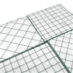 玻璃厂供应铁丝网夹丝玻璃 5mm 深加工定做 防碎防盗 多样式可选