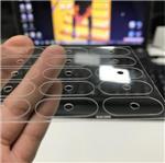 东莞健鸿激光切割蚀刻加工摄像头盖板
