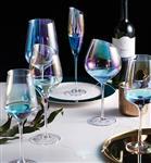 各种酒具,茶具,水杯等玻璃艺术品