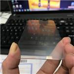 健鸿厂家磨砂ag蚀刻加工工控玻璃