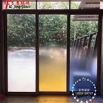 渐变玻璃供应厂家广州富景玻璃有限公司颜色和厚度可定制