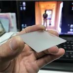 健鸿电子磨砂加工工控盖板玻璃