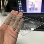 健鸿电子厂家蚀刻加工手机玻璃
