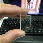 健鸿电子蚀刻加工led封装玻璃镜片