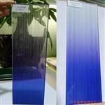 广州富景玻璃 防眩玻璃 防眩夹丝玻璃供应