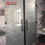 广州淋浴房夹丝玻璃厂家供应