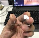 健鸿电子厂家蚀刻加工led封装玻璃