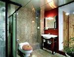 钢化玻璃淋浴房