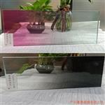 广东夹丝玻璃隔断屏风供应厂家
