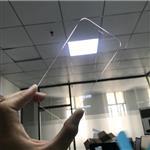 健鸿厂家薄化加工玻璃白片