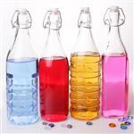 玻璃瓶水晶料瓶