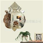 丽晶 组合装饰镜背景墙创意挂镜壁挂玄关镜大厅走廊壁炉镜定制