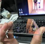 健鸿厂家蚀刻加工玻璃镜片