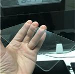 健鸿电子蚀刻加工玻璃屏图案