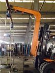 玻璃装卸货柜叉车串杆