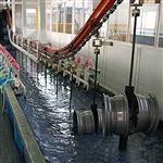 全自动汽车轮毂电泳生产线