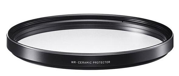 适马推出世界首款高清微晶玻璃保护镜