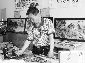 顾井岩:我与yzc88亚洲城官网画的不解之缘