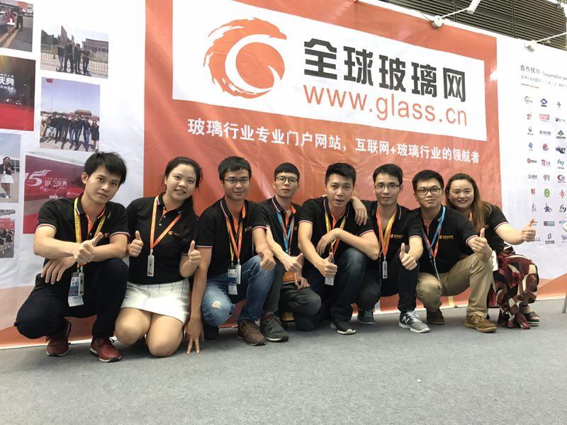 Touch china 2017盛大开幕,全球玻璃网引爆全场