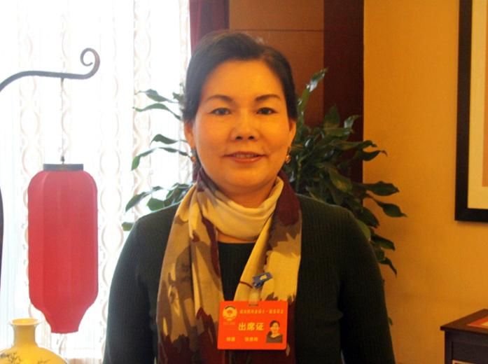 四川广安慧博玻璃工业有限公司董事长——张惠玲
