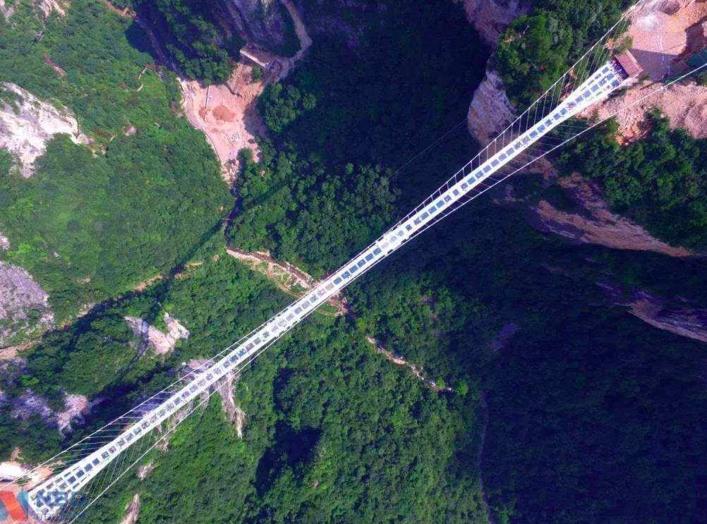 中国建筑科学研究院拟编《旅游景区玻璃桥检测评定标准》