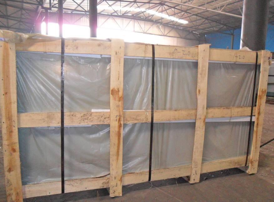 受到台风影响,华东等区域玻璃现货出库一般!