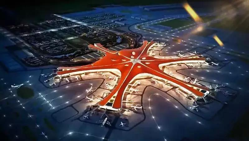 打破传统,河北南玻超白beplay官方授权助力北京大兴机场成新奇迹