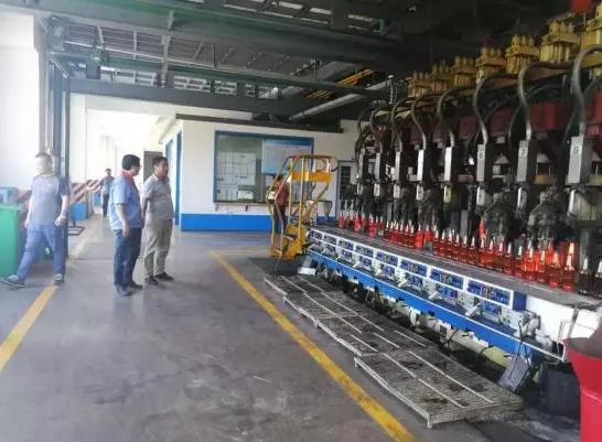 平度市发改局到荣泰beplay官方授权制品有限公司检查督导煤炭消费减量工作