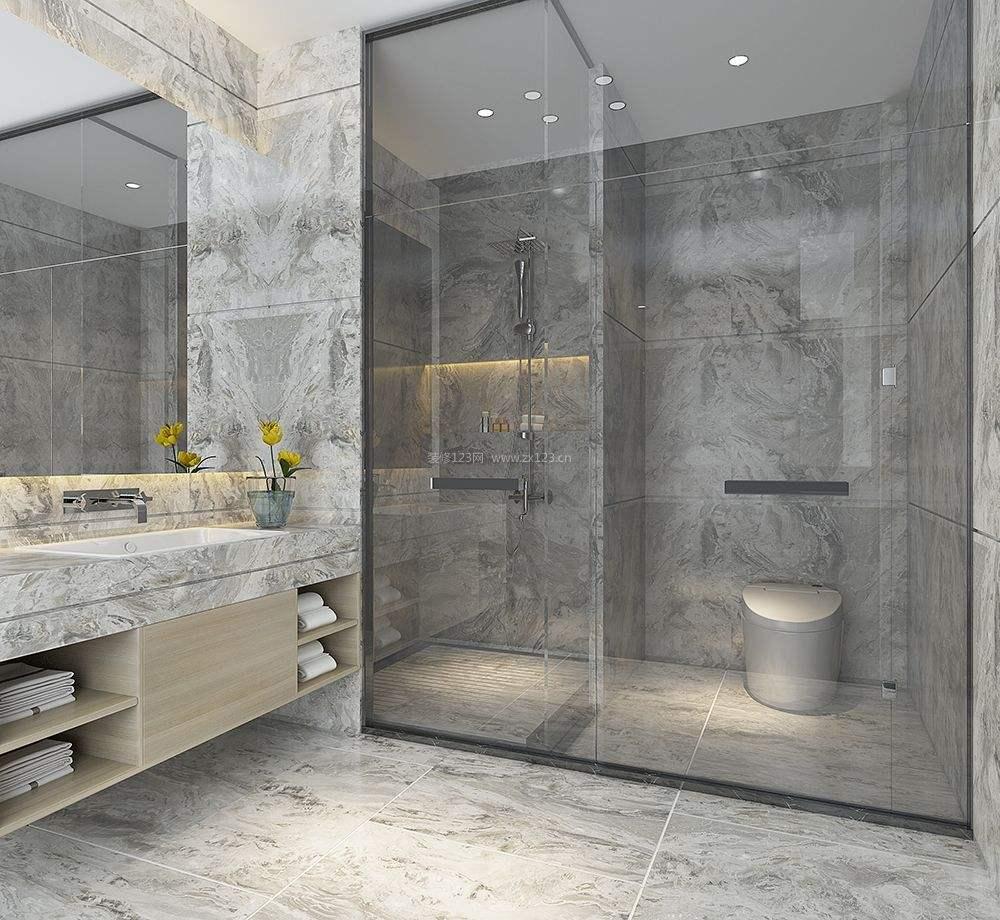 安装玻璃淋浴房的好处及日常使用维护要点