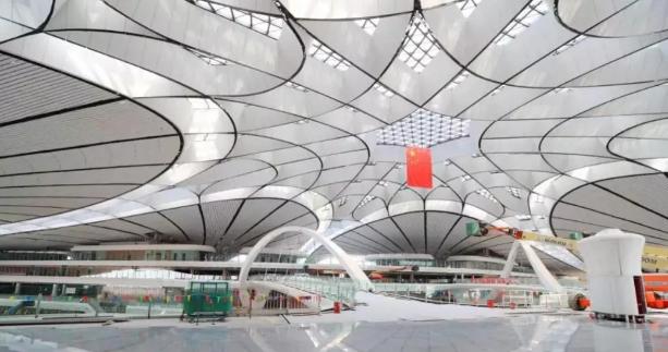 思特玻璃助力大興國際機場順利通航