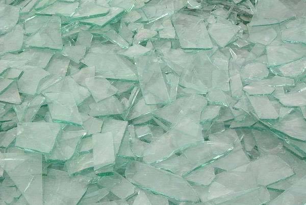 碎玻璃重復利用中注意事項