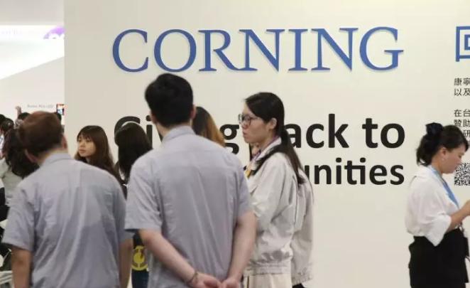 康宁对LCD基板商安瀚视特提起专利诉讼