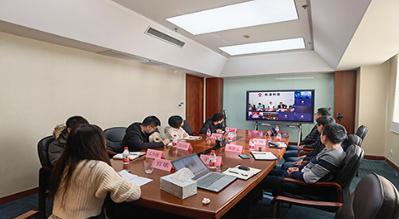 凱盛集團與北京海納川公司舉辦線上視頻技術交流會
