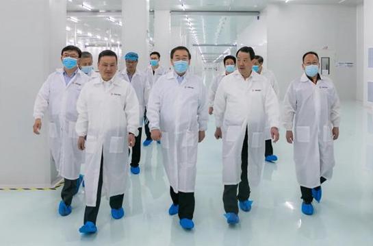 国内单线产能最大碲化镉发电玻璃生产线调研